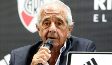 Rodolfo D'Onofrio, a President of football that looks askance at policy