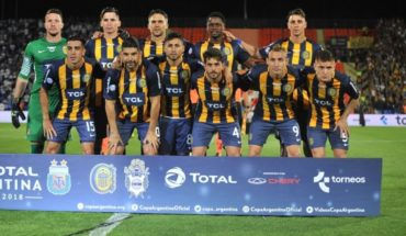 Rosario Central is champion of the Copa Argentina