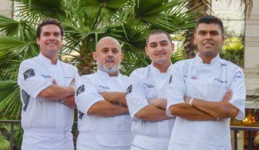 Selección Chilena de Gastronomía se despide para partir al Bocuse d'Or 2019