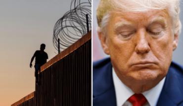 Senado de Estados Unidos no incluye fondos para muro fronterizo
