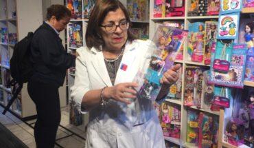 Seremi de Salud Metropolitana retiró más de 4 mil productos en fiscalización a jugueterías