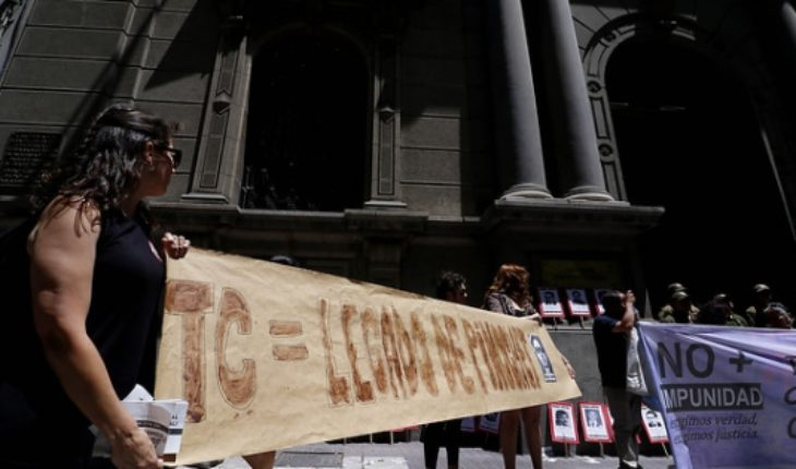 Sigue la espera: Tribunal Constitucional aún no decide sobre recurso de Chile Vamos a favor de violadores de DDHH
