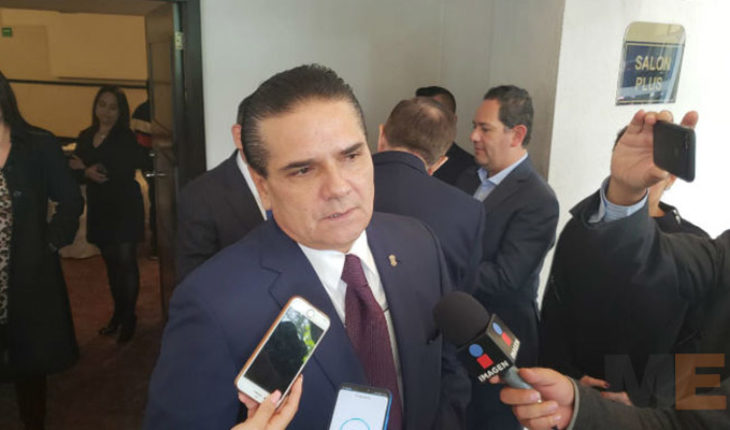 Silvano Aureoles says that it will be with those responsible for the attack against Uriel Chávez