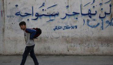 Siria afirma que entró a disputado pueblo bajo control kurdo