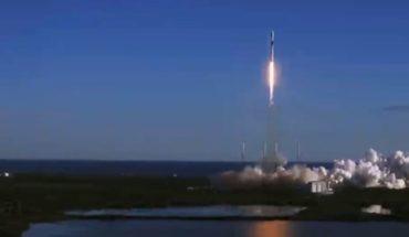 SpaceX puso en órbita un satélite de la Fuerza Aérea de Estados Unidos