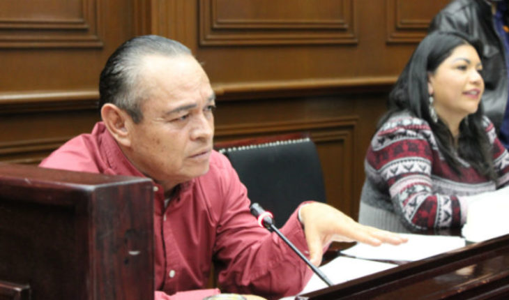 Successful decision to federalize payroll of the education sector in Michoacan: Salvador Arvizu