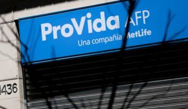 Superintendencia de Pensiones aplica histórica multa a AFP Provida por irregularidades en su fuerza de ventas