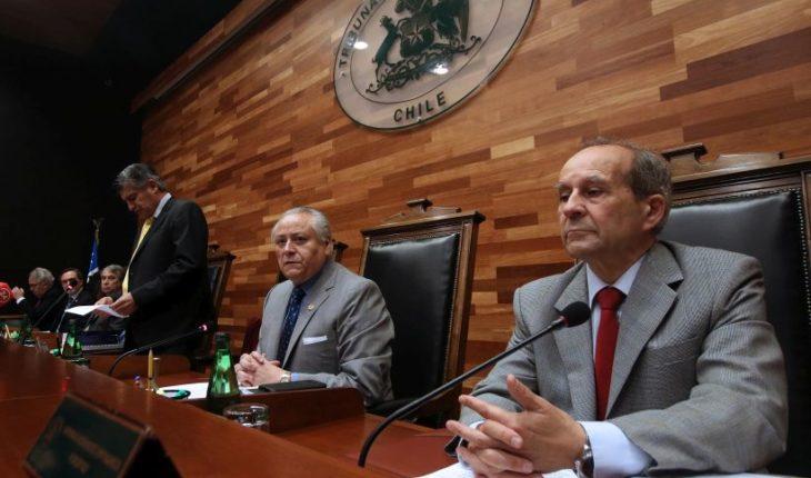 TC retomará revisión del requerimiento contra proyecto de libertad condicional