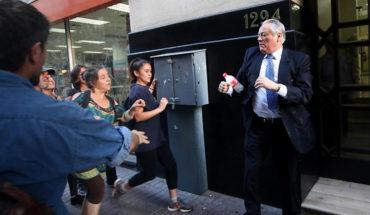 TC solicitó designación de fiscal especial por agresión a Iván Aróstica