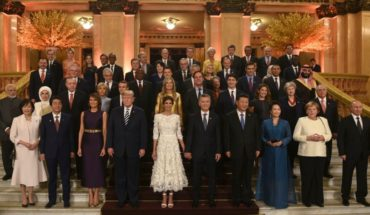 The Government spent 3,000 million pesos to carry out the G20