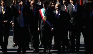 Peña Nieto despedida
