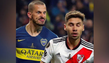The memes of the final of the Copa Libertadores