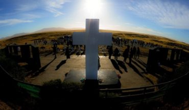 They identified a new Argentine soldier fallen in Malvinas and there are 106