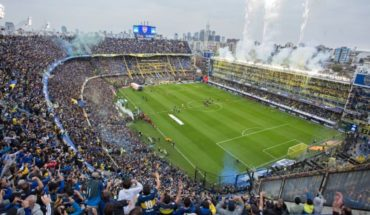 They open the doors of La Bombonera to celebrate the day of the Boca fan
