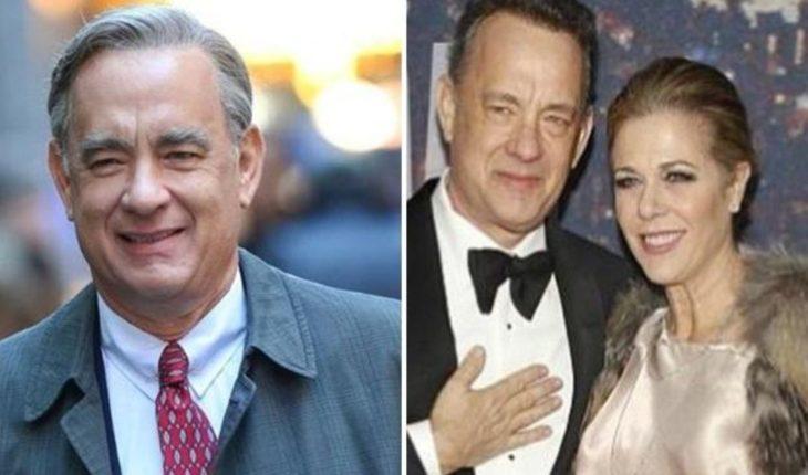 Tom Hanks le paga el almuerzo a todos los comensales