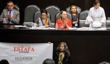 Suman 17 funcionarios sancionados por La Estafa Maestra, respondió gobierno de EPN al Congreso
