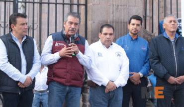 Training program, undertake Morelia taxi drivers to improve their service