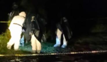 Tres presuntos gatilleros muertos durante balacera en Pinzándaro, Michoacán