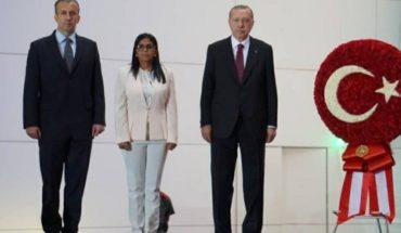 Turkish President offers to meet needs of Venezuela