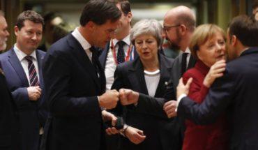 UE rechaza renegociar pacto del Brexit con Gran Bretaña