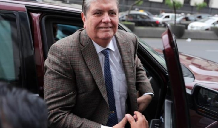 Uruguay gives slam Alan García and rejects the request for asylum from the former Peruvian President