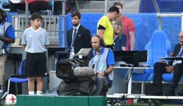 VAR will be used in the 'Champions' knockout