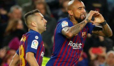Vidal es escogido por los hinchas como el mejor refuerzo del Barcelona