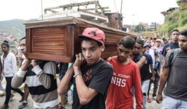 """Violencia en Venezuela: 4 datos que evidencian la """"epidemia"""" que vive el país"""