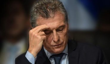 Why they quoted questioning the father and brother of Mauricio Macri?