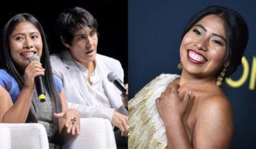 Yalitza Aparicio conduciría los premios Oscar en español