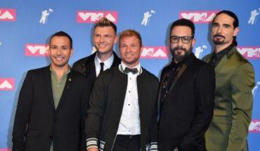 ¡Backstreet Boys confirmados para el sábado 28 de febrero en Viña! — Rock&Pop