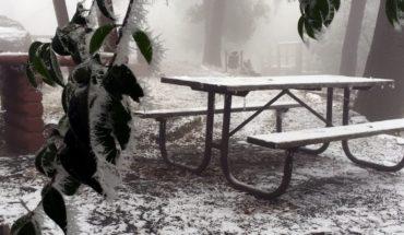 ¡Prepárese! Hoy ingresa nuevo frente frío, nevará en estos estados