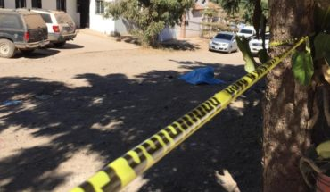 ¡Trágico! Matan a balazos a guasavense en Culiacán