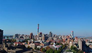 África, la nueva frontera económica y de negocios. Vistas de Johannesburgo, Sudáfrica. Foto: Arthur Spring (CC BY-NC 2.0).