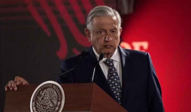 AMLO anuncia despidos en Pemex por La Estafa Maestra