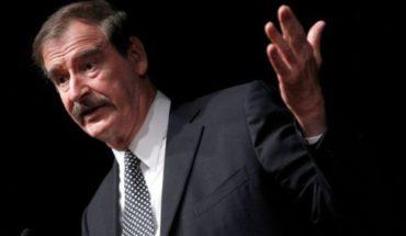 Acusa AMLO que Vicente Fox eliminó medida para evitar robo de gasolinas
