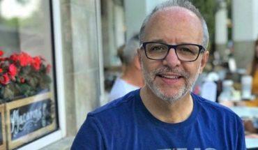 """Alberto Plaza: """"Me gustaría ser senador o diputado"""""""