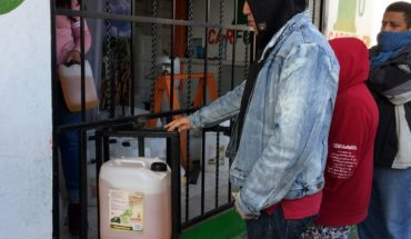 Así enfrentan los mexicanos desabasto de gasolina (Fotos)