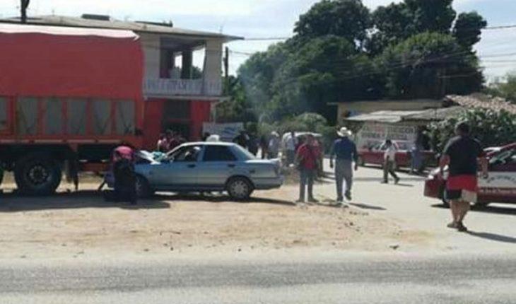 Asesinan a dirigente local de Morena en Oaxaca