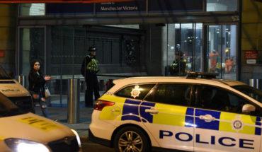 Atentando terrorista en Manchester con cuchillo