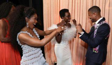 """""""Black Panther"""", Mejor elenco en película en los SAG Awards"""