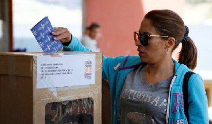 Bolivia celebra elecciones primarias inéditas
