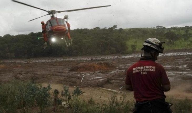 Brasil: evacúan pobladores ante riesgo de ruptura de otro dique
