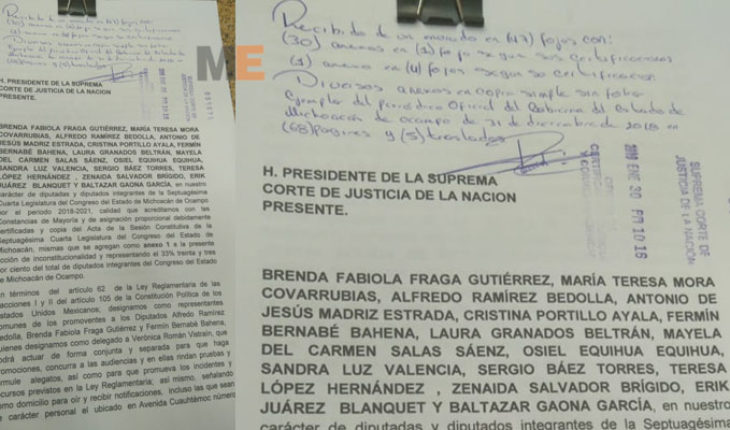 Buscan PT y Morena, acción de inconstitucionalidad de la Ley de Hacienda