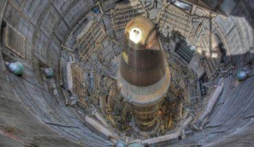 Carrera nuclear a toda vela. Misil Titan II ICBM en un silo subterráneo. Foto: Steve Jurvetson (CC BY 2.0).