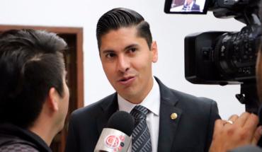Celebra Javier Paredes continuidad en proyecto de la ZEE de Lázaro Cárdenas, Michoacán