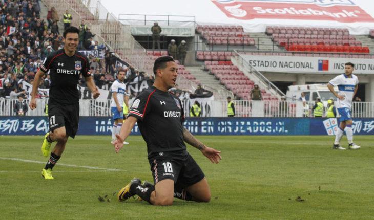 Colo Colo informó el retorno de Andrés Vilches