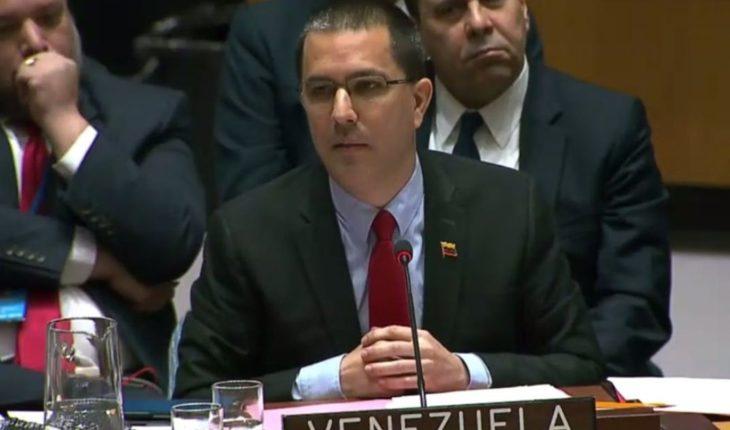 Cruce entre Estados Unidos y Rusia en la ONU por la crisis en Venezuela