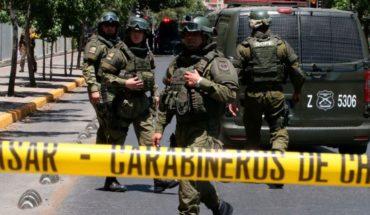 """Declaran como """"atentado terrorista"""" a la explosión en Santiago de Chile"""