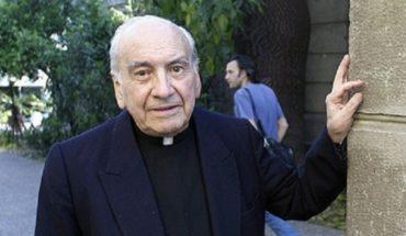 """Denunciante de sacerdote Renato Poblete: """"Destruyó mi vida afectiva hasta el día de hoy. Nunca pude armar una relación con nadie"""""""
